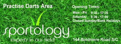 Sportology experts in our field 0121 308 7449
